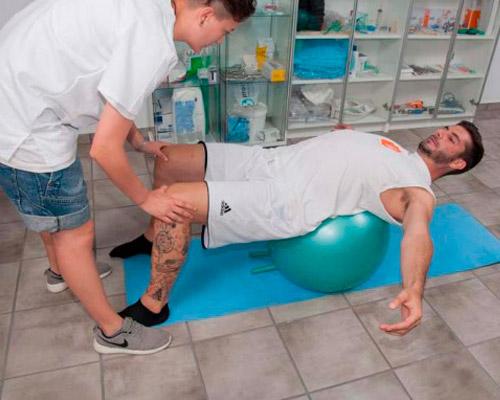 Prácticas Curso Auxiliar Fisioterapia - TOP aul@ Online