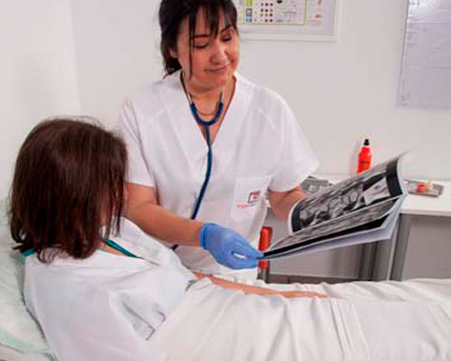 Practicas Curso Enfermería - TOP aul@ Online