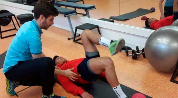 Tecnico Auxiliar Fisioterapia Deportiva - TOP aul@ Online